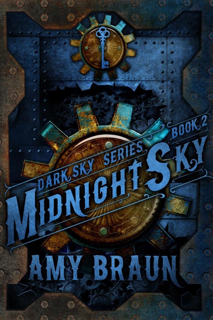 2016-290 eBook Amy Braun, Midnight Sky