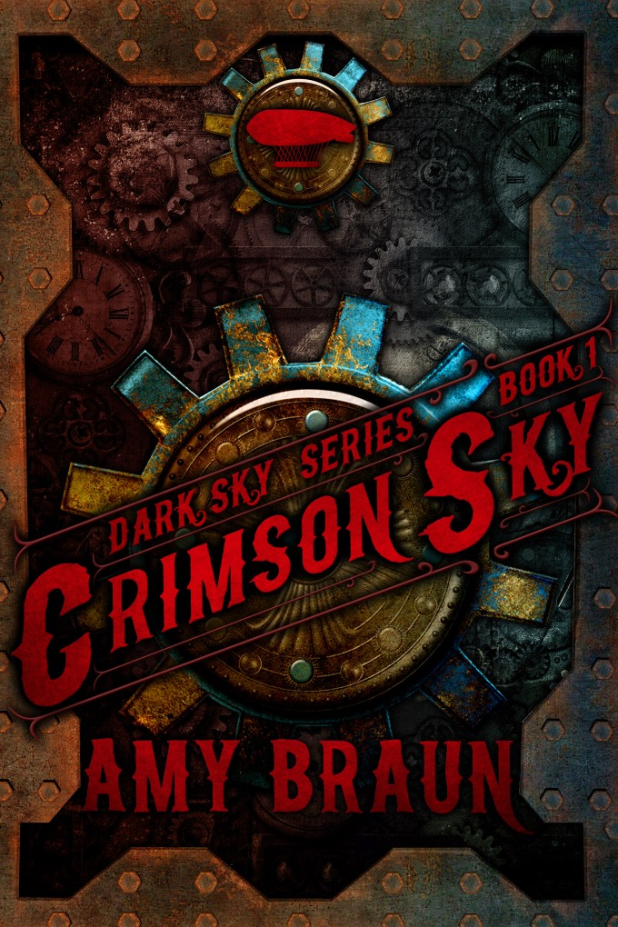 HANDOVER Ebook Crimson Sky 6x9in